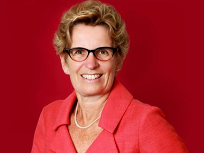 Ontario premier, Opposition leader in standoff over comments made about Wynne
