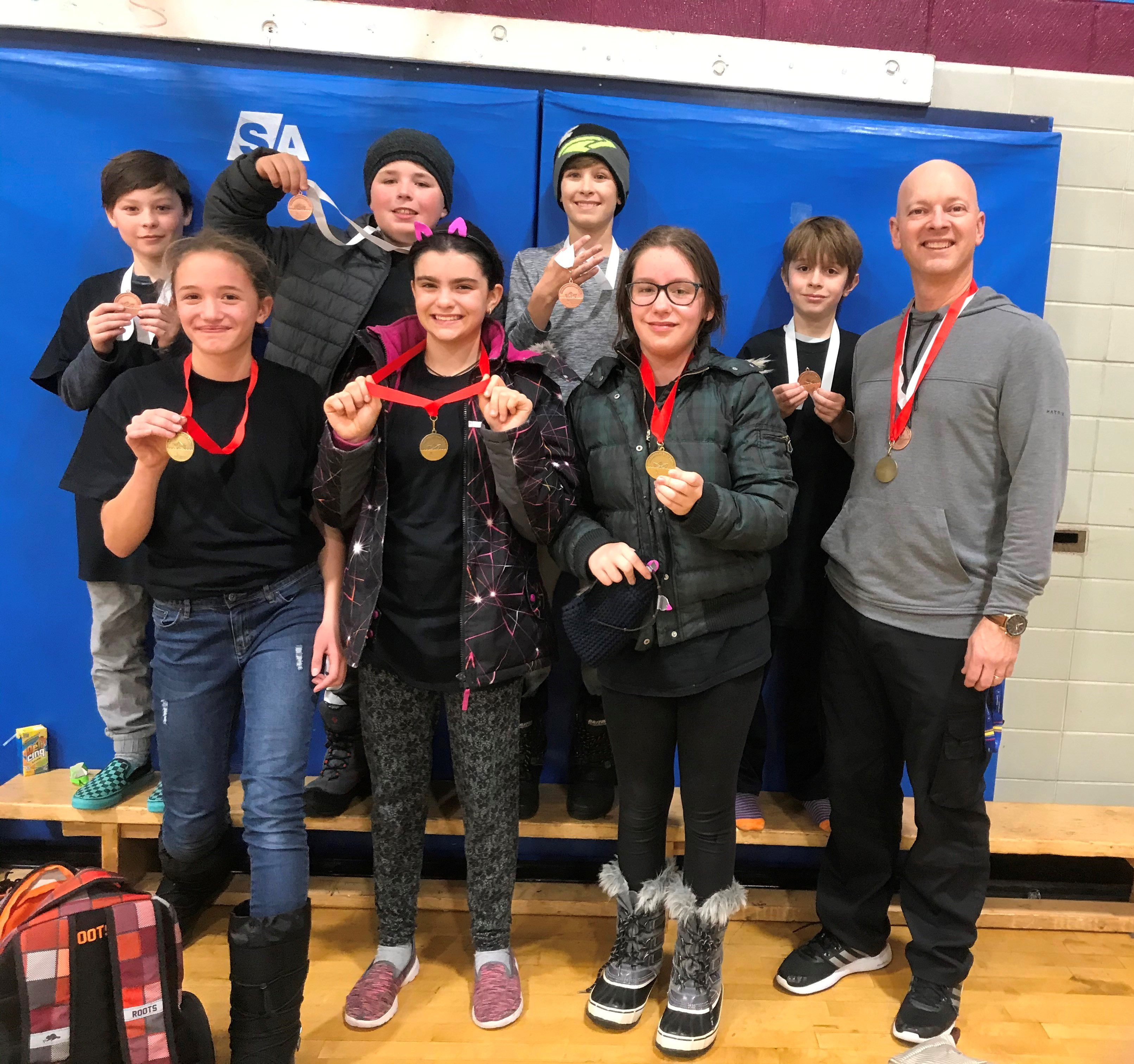 SPORTS – Elliot Lake school going to provincial cardboard boat finals - My Eespanola Now